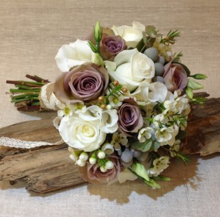 Driftwood Flowers - wedding bouquet