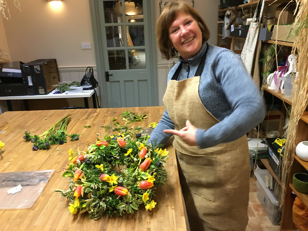 Bespoke Flower Experiences - Driftwood Flowers, Chichester