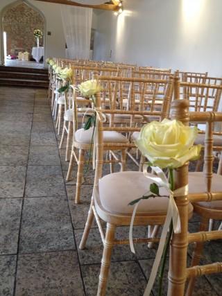 aisle roses