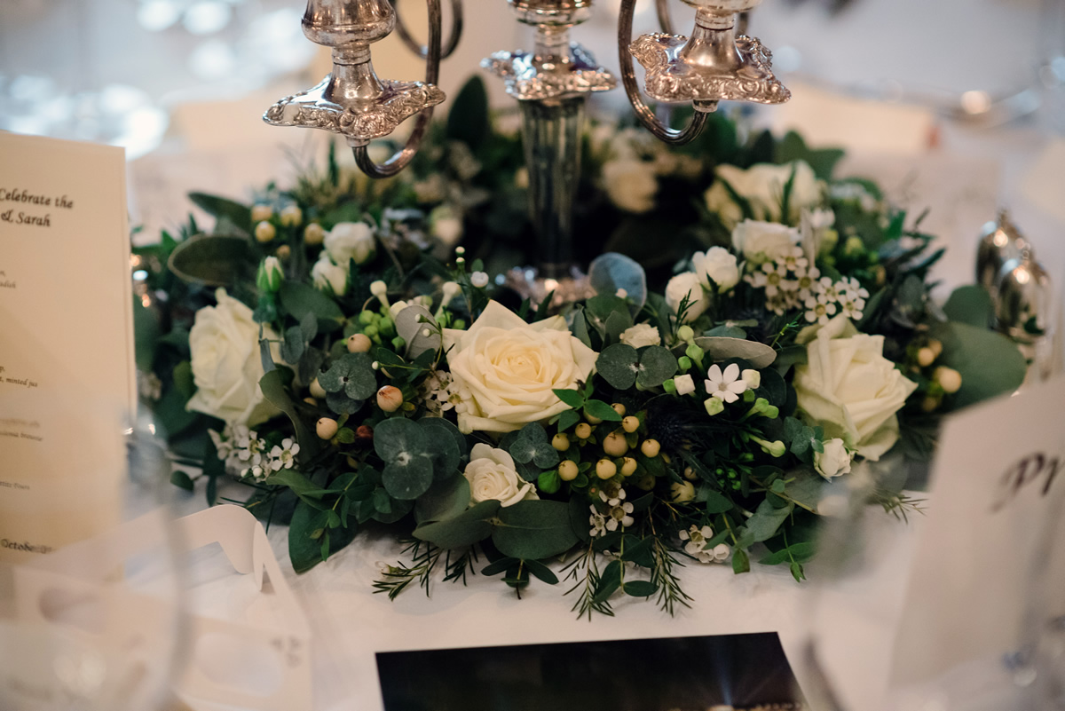 Goodwood House wedding - flowers by Driftwood flowers of Chichester, West Sussex