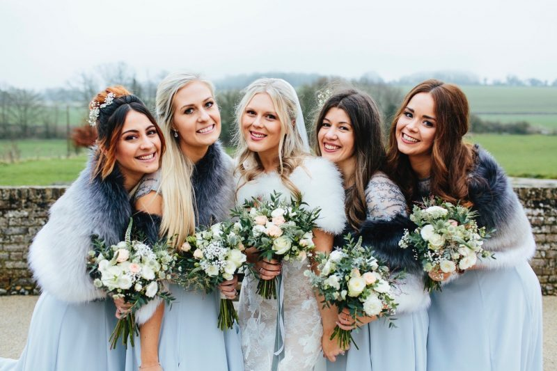 Wedding Flowers at Farbridge by DriftWood Flowers Chichester